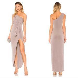Nookie NWT Aphrodite One ShoulderGown Dress